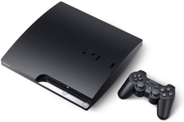 Ps3 300GB Comes With Games Power Cord But needs a New HDMI