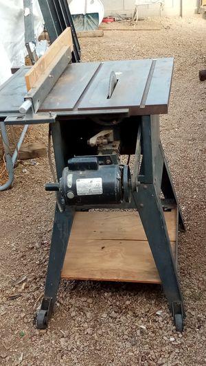 Heavy duty table saw for Sale in Mesa, AZ