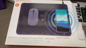 wireless charging mouse pad new never used for Sale in Miami Gardens, FL