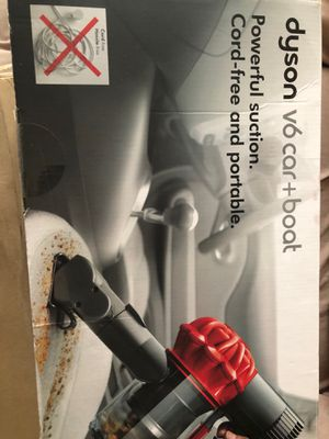 Dyson v6 car and boat vacuum cleaner for Sale in Austin, TX