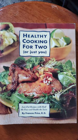 Healthy Cooking for Two for Sale in Hollywood, FL