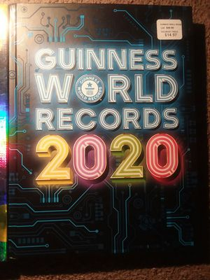 Guinness book of world records for Sale in Lompoc, CA