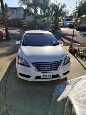 2014 Nissan Sentra sv clean title, extremely clean for Sale in San Diego, CA
