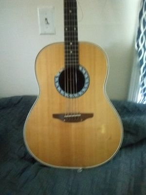 Early. 1970 s vintsge 11 42.4. Ovation matrix for Sale in North Plainfield, NJ