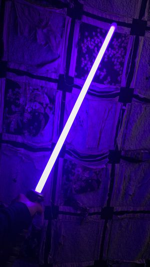 Star Wars lightsaber with carrying case for Sale in Plano, TX