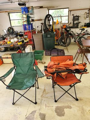Folding Camp Chairs for Sale in Port St. Lucie, FL