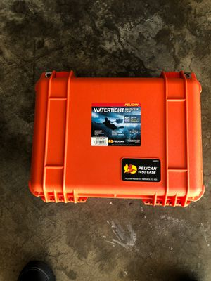 Pelican 1450 Case with foam for Sale in Union City, CA