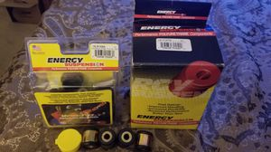 (Updated better pics)Civic EF, CRX energy suspension bushings for Sale in Chula Vista, CA