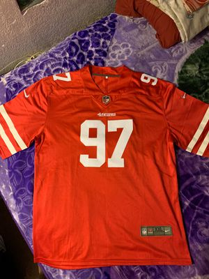 New Nick Bosa Home Jersey for Sale in San Francisco, CA