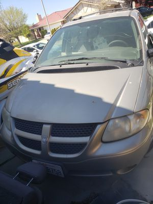 Dodge grand caravan 2003 I haven't been used for 4 years for Sale in Palmdale, CA
