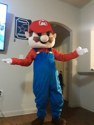 Mario character for Sale in San Antonio, TX