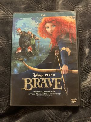 Disney Pixar brave dvd movie princess for Sale in Oregon City, OR