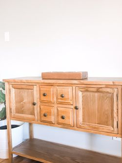 Entryway Console Table Storage Unit for Sale in Portland,  OR