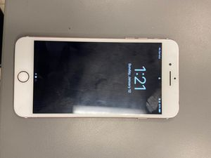 iPhone 7plus rose gold for Sale in San Leandro, CA