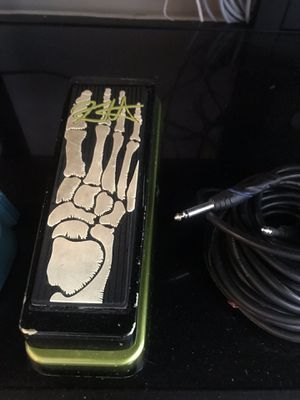 Wah pedal for Sale in Austin, TX
