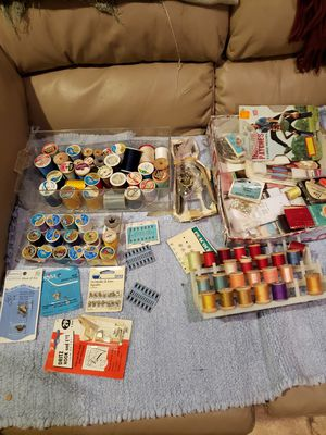 Sewing threads for Sale in Vinton, VA