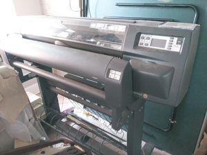 Hewitt Packard 1050C Plus large format printer for Sale in Tucker, GA