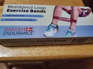 Resistance loop. Exercise bands for Sale in Amarillo, TX