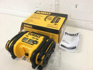 Dewalt 20 Volt MAX Inflator Tool Only for Sale in Mesa, AZ