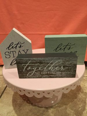 Small Wooden Signs for Sale in Rancho Cucamonga, CA
