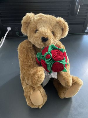 Vermont Teddy Bear with Roses for Sale in Westminster, CA