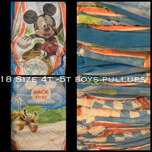 18 Size 4T - 5T Pull-ups for Sale in Fort Belvoir, VA