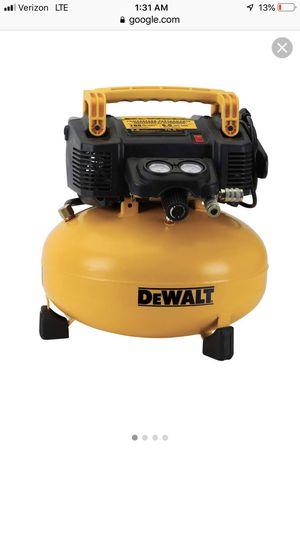 Dewalt compressor for Sale in Saint Charles, MO