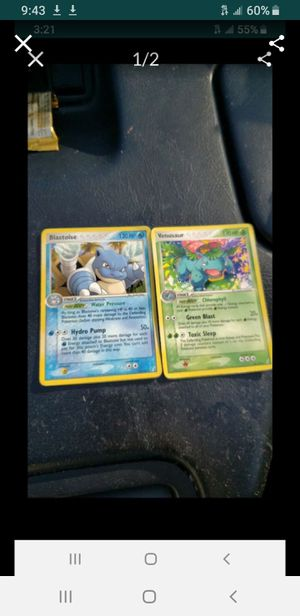 Pokemon 10 bucks each for Sale in Renton, WA