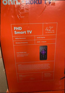 Onn. Smart Fhd tv 42 in B1D for Sale in Los Angeles,  CA