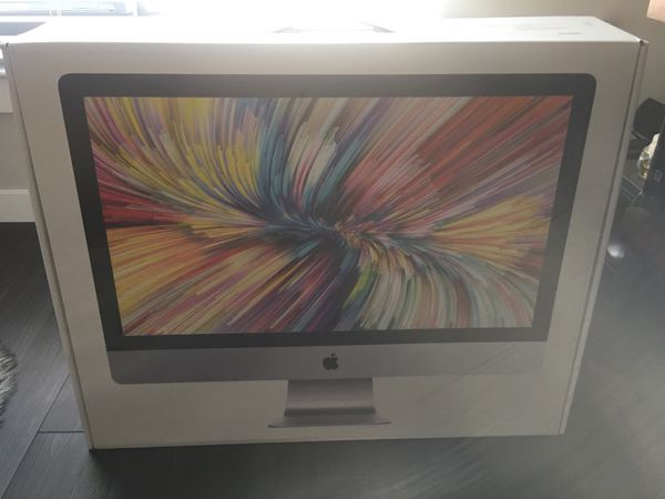 "Apple iMac 27"" Desktop with 5K Retina Display, 3.4Ghz, MNE92LL/A - A1419 ( 2017)"