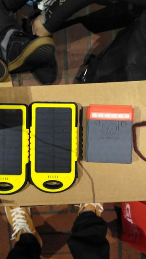 Portable chargers that are top of the line 6000mah and 4000mah for Sale in Portland, OR