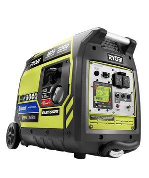 Ryobi Generator $420 brand sealed box for Sale in San Francisco, CA