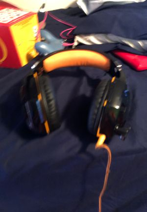 Gaming headphones for Sale in Buda, TX