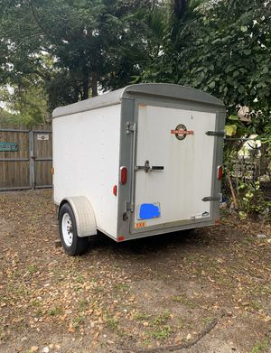 Trailer 5x8 Carry-on Cargo for Sale in Miami, FL