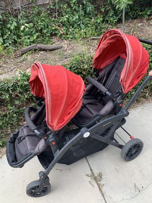 Contours Options Double Stroller for Sale in Fontana, CA