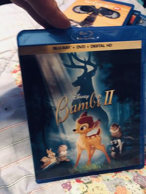 Bambi part two Blu-ray for Sale in Apopka, FL