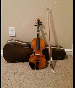 Karl Bauer Violin with bow for Sale in Portland, OR