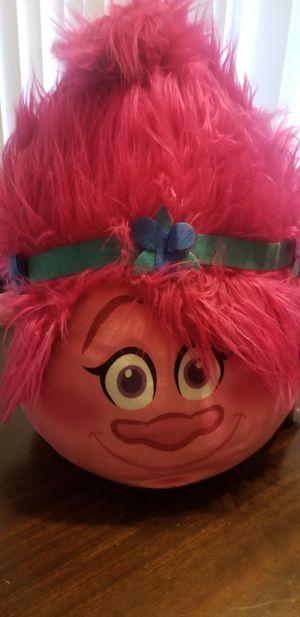 "New 14"" Trolls Poppy cloud pillow for Sale in Los Angeles, CA"