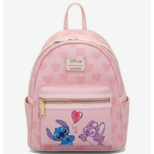 Lilo And Stitch Loungefly Mini Backpack for Sale in Hacienda Heights, CA