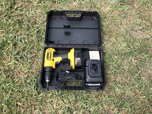 DeWalt 18v drill for Sale in Hobe Sound, FL