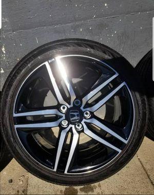 """Honda sport rims 19"""" for Sale in San Francisco, CA"""