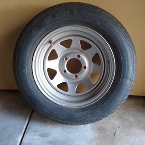 Trailer Wheel and Tire for Sale in Riverside, CA