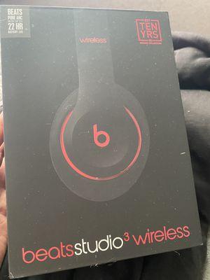 Beats studio 3 wireless for Sale in Spring, TX