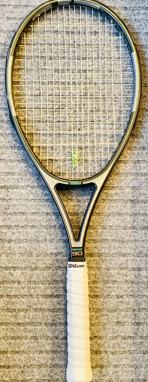 Yamaha Tennis racket mid size for Sale in Las Vegas, NV