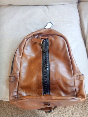 Leather laptop backpack for Sale in Charlotte, NC