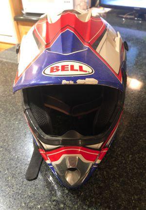 Bell Motorcycle/ATV helmet for Sale in El Dorado, AR
