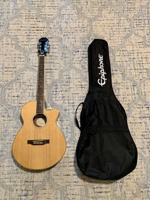 Epiphone Acoustic/Electric Guitar for Sale in Beaverton, OR