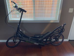 Elliptigo Stand Up bike. Model 8C. for Sale in Santa Maria, CA