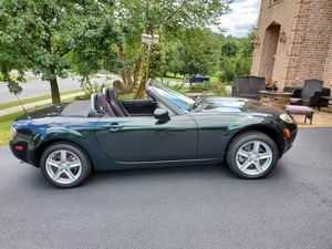 2007 Mazda MX5 convertible low mileage garage kept for Sale in Carlisle, PA