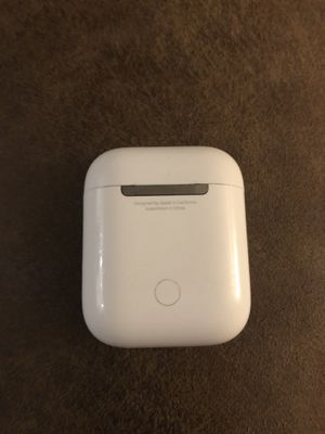 Apple Air Pods Charging Case only (no airpods) for Sale in Spring, TX